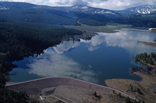 Photo - Martis Creek Dam & Lake